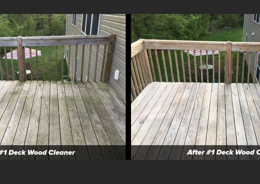 Before And After Cleaner