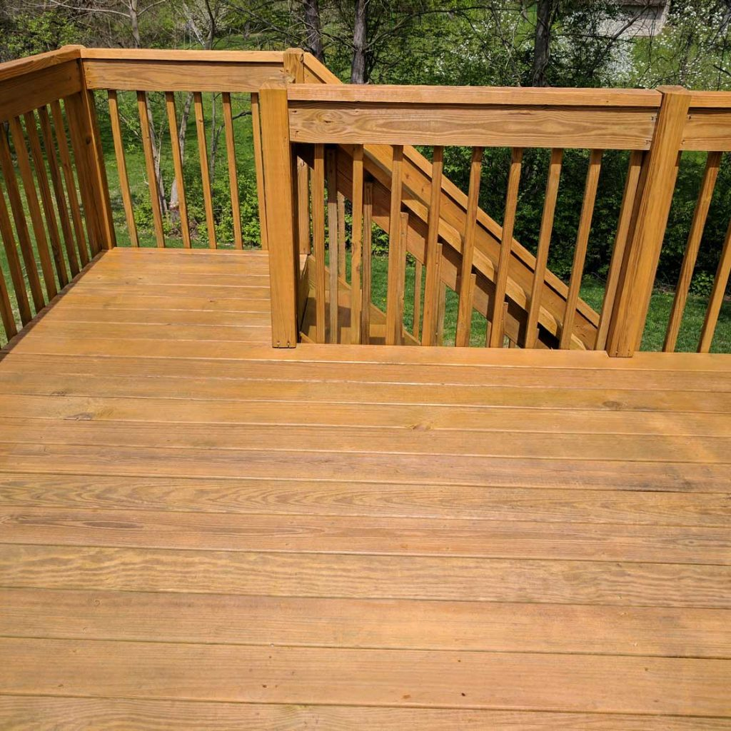 Wood Stain: Protects Wood From UV Rays
