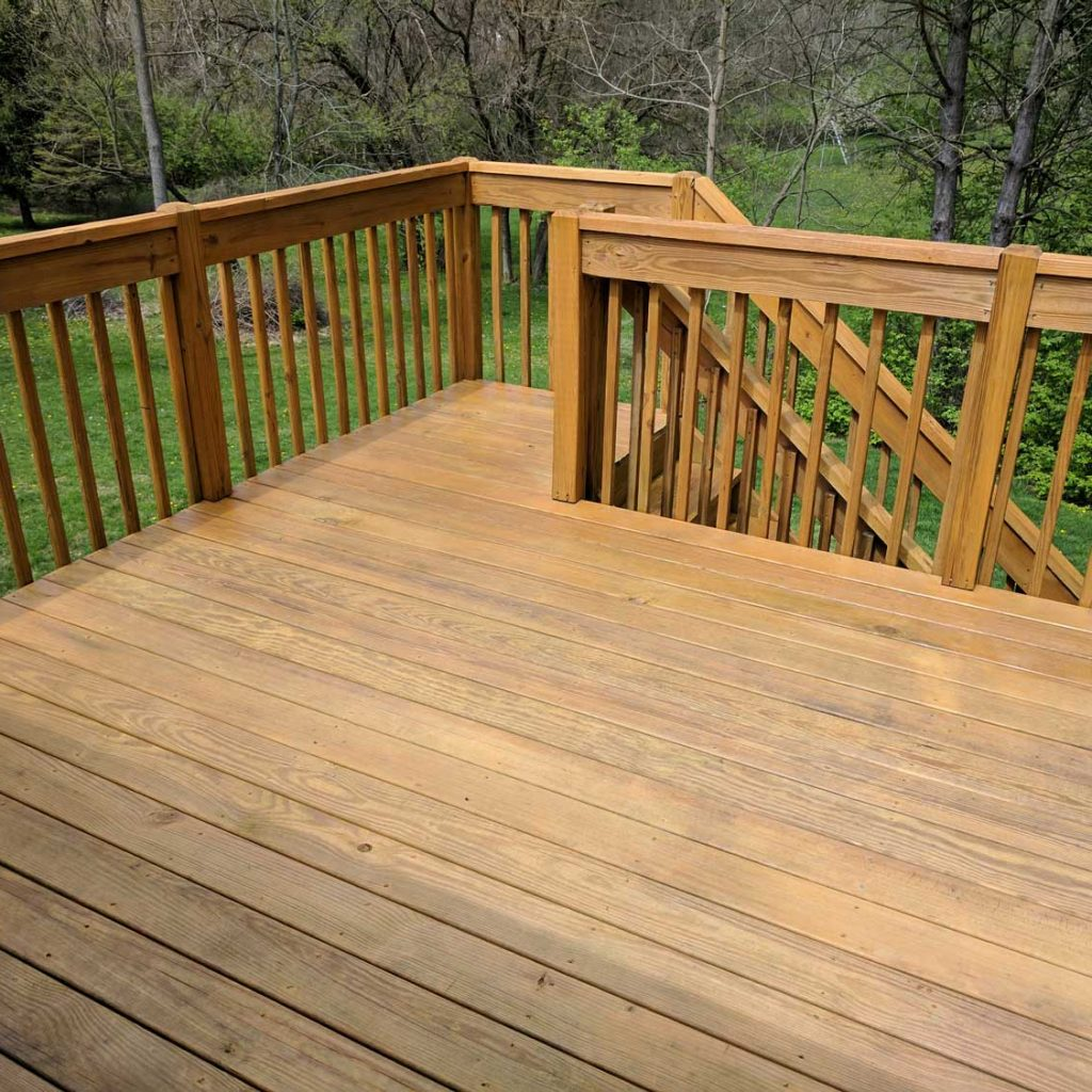 Wood Stain: Water Based & Easy CleanUp